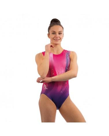 Milano Vanguard Confident Pink avec 900 strass face