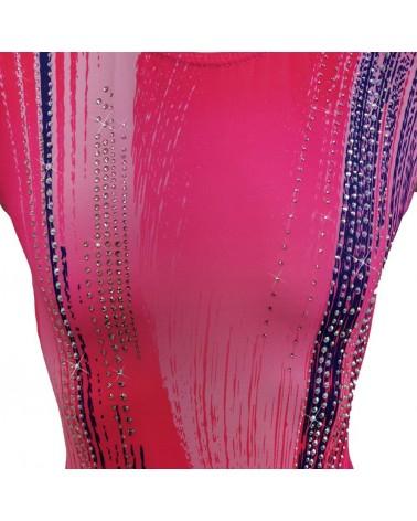 Milano Vanguard Confident Pink avec 900 strass détails
